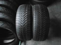 Michelin Alpin A4. Зимние, без шипов, 2014 год, износ: 20%, 2 шт