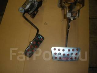 Накладка на педаль. Subaru Forester, SG6, SG5, SG9, SG9L, SG69, SG