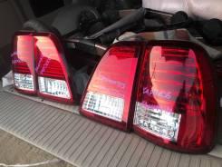 Стоп-сигнал. Toyota Land Cruiser, UZJ100, UZJ100L, UZJ100W, HDJ101K, HDJ101