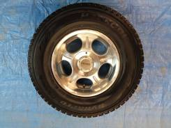 Продаю колеса R16 на уаз. 8.0x16 5x139.70, 6x139.70 ET-5 ЦО 110,0мм.