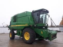 John Deere. Комбайн зерноуборочный W540, 225 л.с.