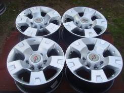 Red Wheel. 8.0x17, 6x139.70, ET20, ЦО 110,0мм. Под заказ