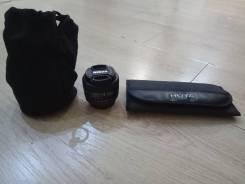 Объектив Nikon AF Nikkor 50 mm 1.4 D. Для Nikon, диаметр фильтра 52 мм