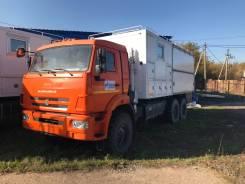 Камаз 43118 Сайгак. Продаётся фургон (мастерская/дизельэлектростанция) шасси Камаз 43118, 11 000 куб. см., 10 000 кг.