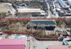Продам помещение(здание) с земельным участком. Улица Снеговая 117, р-н Снеговая, 1 782кв.м. Дом снаружи