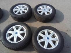 Комплект колес 215/65/R16. 6.5x16 5x100.00, 5x114.30 ET40 ЦО 73,1мм.