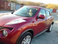 Nissan Juke. автомат, передний, 1.5 (114 л.с.), бензин, 44 000 тыс. км
