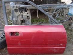 Дверь передняя правая Toyota Corona/Carina II AT17#