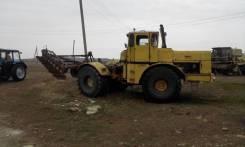 Кировец К-701. Продаётся трактор К-701 Кировец с плугом, 10 500 куб. см.