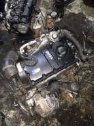 Двигатель в сборе. Volkswagen Sharan Двигатели: AUY, BVK