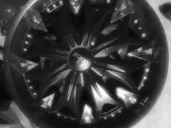 Dolce Wheels. 7.5x20, 5x114.30, 5x130.00, ET42, ЦО 73,0мм.