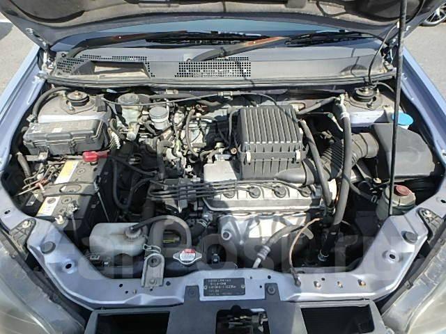 Honda HR-V. GH4, D16A