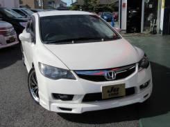 Honda Civic Hybrid. автомат, передний, 1.3, электричество, 80 398тыс. км, б/п. Под заказ