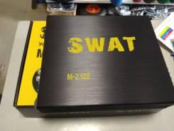 Усилитель 2 канальный swat m-2.120