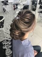 Стилист по свадебным и вечерним причёскам