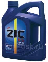 ZIC. Вязкость 10w40, полусинтетическое