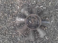 Вентилятор охлаждения радиатора. Isuzu MU Isuzu Rodeo Isuzu Bighorn Двигатель 4JB1T