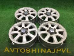 Mitsubishi. 5.0x15, 5x114.30, ET48, ЦО 67,0мм.