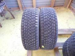 Bridgestone Blizzak DM-Z3. Зимние, без шипов, 2003 год, износ: 10%, 2 шт