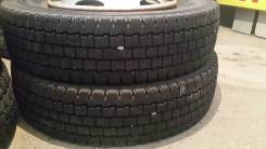 Bridgestone Blizzak W969. Зимние, без шипов, 2008 год, износ: 10%, 2 шт