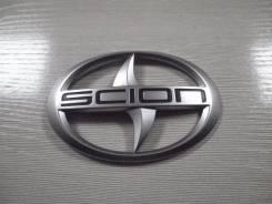 Эмблема. Toyota Scion