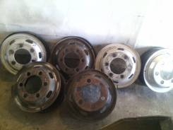 360 FORGED CONCAVE SL 10. 7.5x7.5, 6x132.00, ET-38, ЦО 40,0мм.