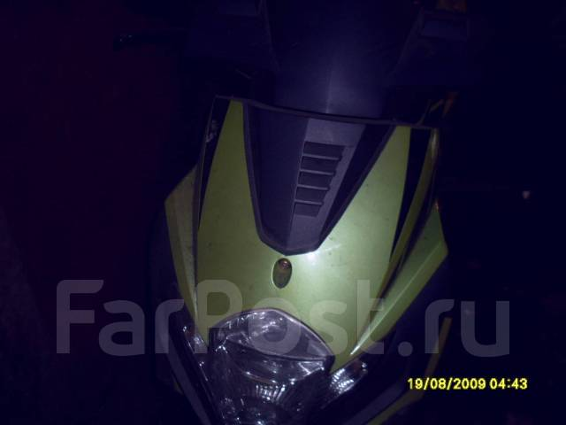 Racer. 50 куб. см., исправен, без птс, с пробегом