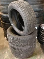 Michelin. Зимние, шипованные, износ: 5%, 4 шт