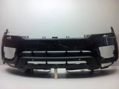 Бампер передний под. парктр. и омыв. фар range rover sport 13- б/у lr. Land Rover Range Rover Sport Пелец Ровер Двигатели: LRV8, LRSDV6, LRTDV6, LRSDV...