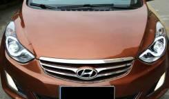 Фара. Hyundai Elantra, MD Hyundai Avante, MD Audi Q5