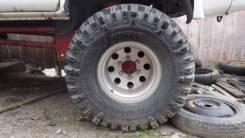 Большие колеса Interco TSL Thornbird с Mitsubishi Delica 35X14.50-15. 10.0x15 6x139.70 ET0