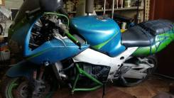Kawasaki Ninja 900. 900куб. см., исправен, птс, с пробегом