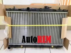Радиатор охлаждения двигателя. Hyundai: Tiburon, Coupe, Elantra, Tuscani, Avante Двигатель D4BB. Под заказ