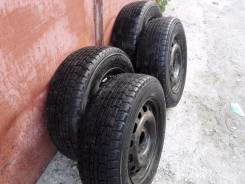 Goodyear Ice Navi. Зимние, без шипов, износ: 20%, 4 шт