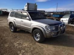 Toyota Land Cruiser 100. UZJ1000139917, 2UZ