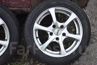 Колеса Mersedes-Bens VW Audi Seat Skoda 5x112 195/55 R15. 6.5x15 5x112.00 ET42 ЦО 66,6мм.