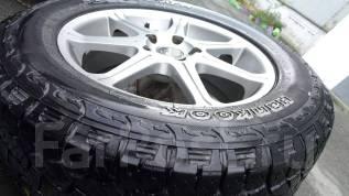 Продам комплект колес на лето. 7.0x17 5x114.30 ET45