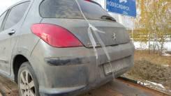 Peugeot 308. 2009 год. Серо-синий