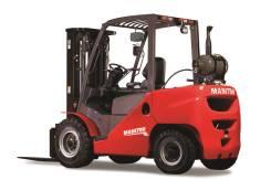 Manitou MI. Мачтовый погрузчик 40 G. Год выпуска 2017, 4 300 куб. см., 4 000 кг.