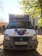 ГАЗ Газель Бизнес. Продаётся Газель Рефрежиратор, 2 700 куб. см., 3 000 кг.
