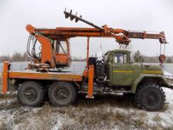 ЗИЛ 131. ЗИЛ-131 СКБМ-1, 6 000 куб. см., 3 000 кг.
