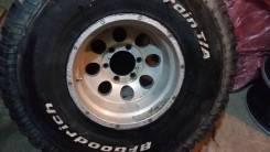 Steel Wheels. 10.0x15, 6x139.70, ET-44, ЦО 110,1мм.