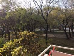 3-комнатная, проспект Находкинский 68а. Рыбный порт, частное лицо, 54 кв.м. Вид из окна днём