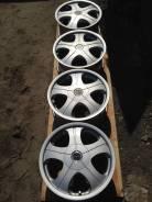 Корейские легкосплавные диски R16 (Toyota, Subaru) без пробега по РФ. 7.0x16, 5x100.00, 5x114.30, ET48, ЦО 60,1мм. Под заказ