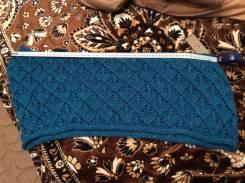 Шапка и шарф. 59