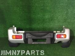 Бампер. Suzuki Jimny, JB33W, JB43W Suzuki Jimny Wide, JB33W, JB43W Suzuki Jimny Sierra, JB43W, JB33W Двигатели: M13A, G13B