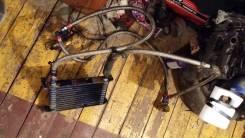 Проставка под масляный радиатор. Honda Integra, DC2