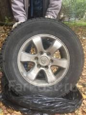Продам шины с литыми дисками. 7.5x17 3x98.00, 6x139.70