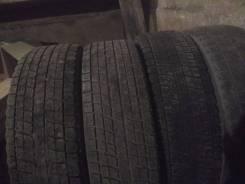 Bridgestone Blizzak MZ-03. Зимние, без шипов, износ: 90%, 4 шт