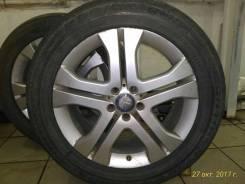 Продам колёса от мерседеса R19. 8.0x19 5x112.00 ET60 ЦО 66,6мм.